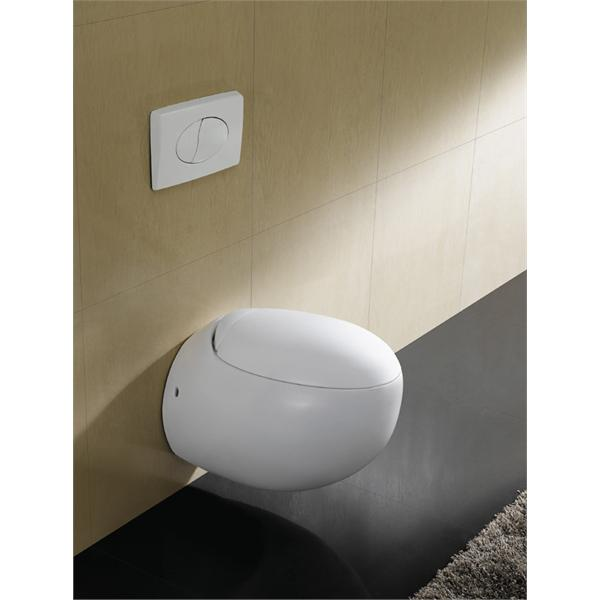 toilette kugel wellness design wc mit soft closing deckel. Black Bedroom Furniture Sets. Home Design Ideas